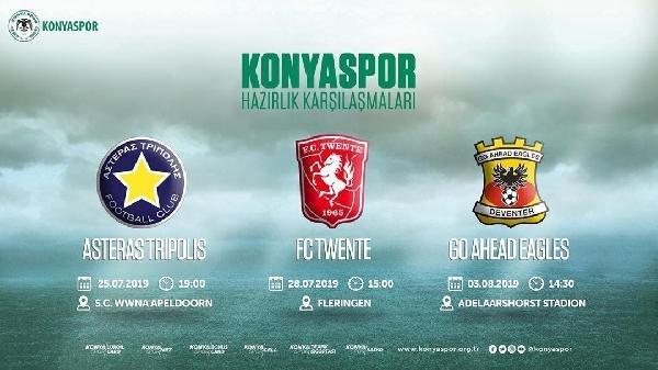 Konyaspor'un transfer suskunluğu sürüyor