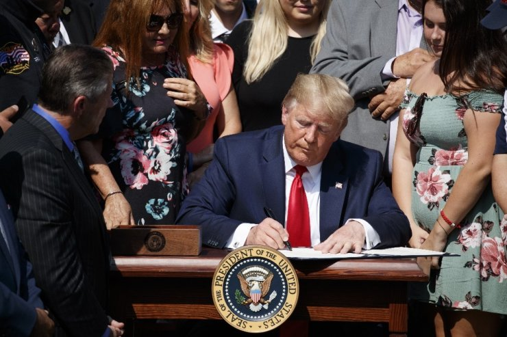 Trump, 11 Eylül mağdurlarına verilen tazminatın süresini uzattı