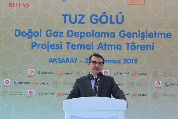 """Bakan Dönmez: """"Türkiye'nin ve KKTC'nin uluslararası meşru hakları hiçbir zaman pazarlık meselesi olamaz"""""""