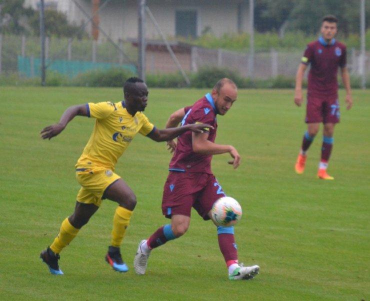 Hazırlık maçı: Trabzonspor: 1 - Hellas Verona: 1