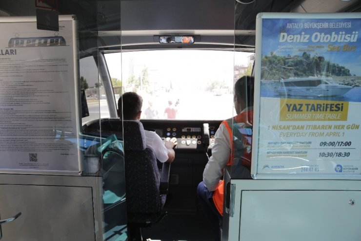 3. Etap Raylı Sistem Varsak-Otogar Hattı Ağustos ayında yolcu taşıyacak