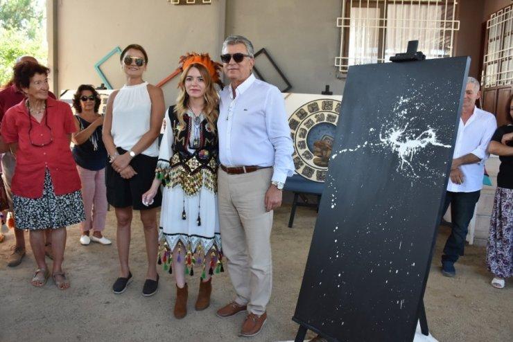 """Kazdağları'nda """"Sembol Kültürü"""" sergisi"""