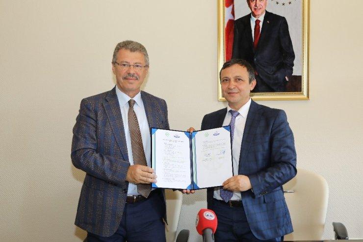 ERÜ ile Kayseri Şeker Fabrikası Arasında İşbirliği Protokolü İmzalandı