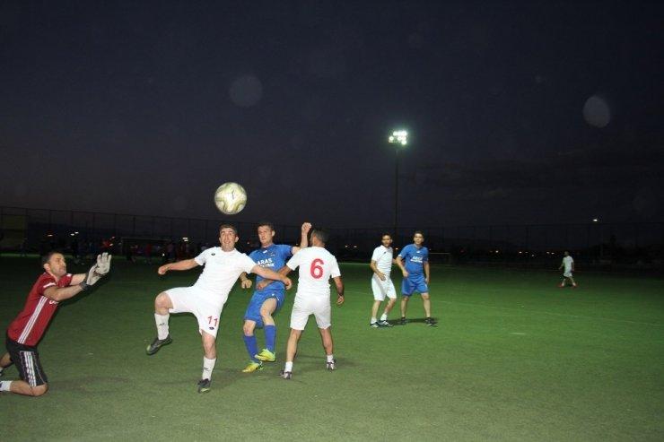 Kurumlar Arası Futbol Turnuvasının Şampiyonu Aras Edaş ve Atatürk Üniversitesi