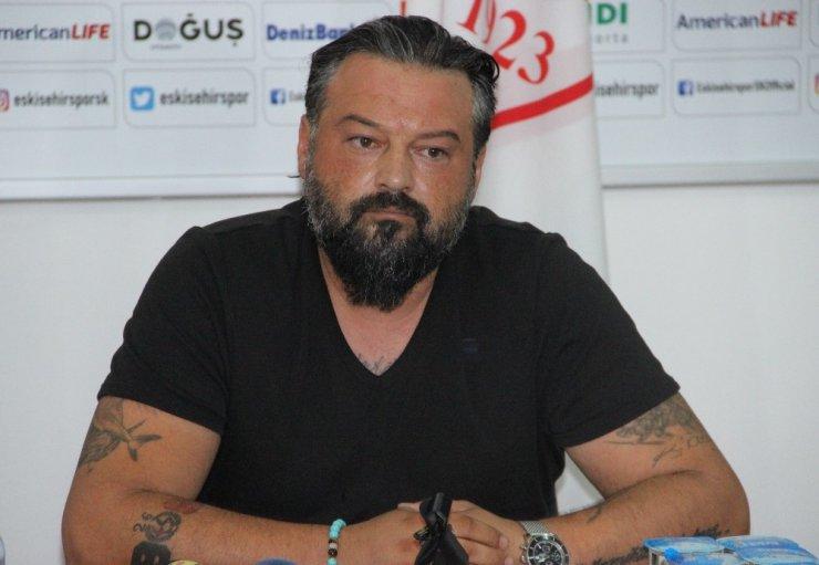 Eskişehirspor'da sular durulmuyor