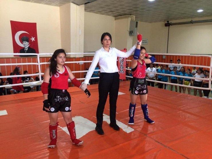 Şehzadeler'in sporcuları şampiyonaya damga vurdu