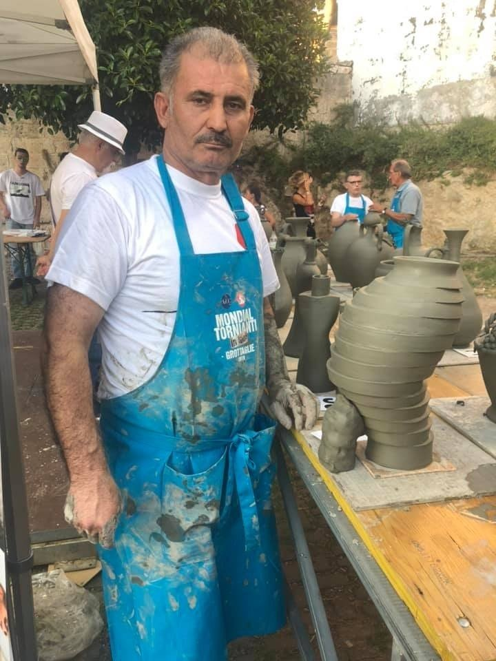 Türk çömlek ustaları dünya 1.'si oldu
