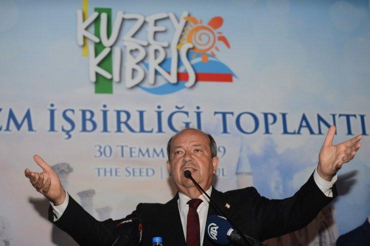 """KKTC Başbakanı Tatar: """"Maraş'ta envanter çalışmaları sürüyor"""""""