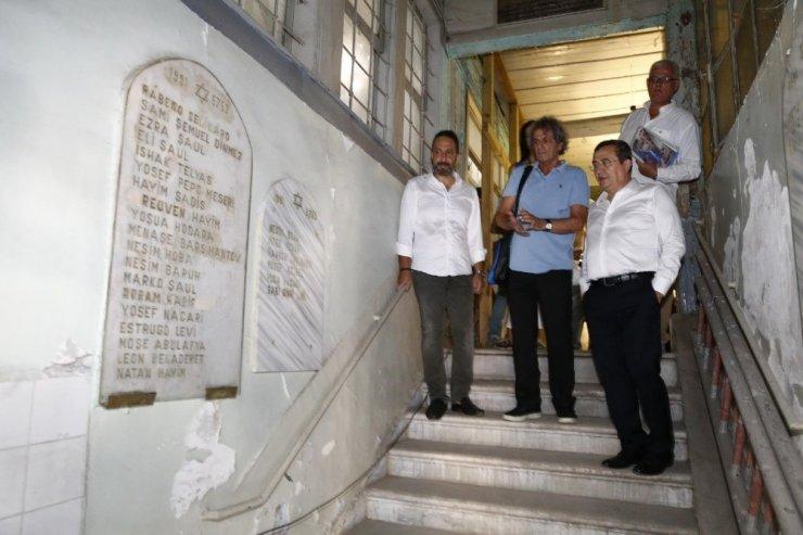 Batur'dan Kemeraltı için tarihi dokunuşlar