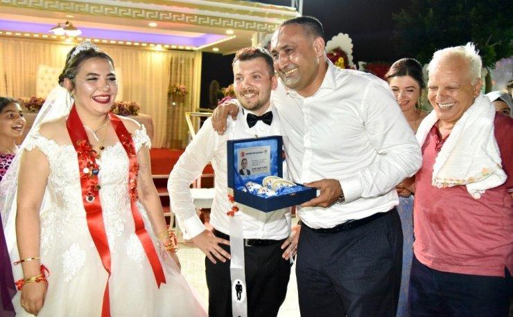 Bu yıl Mersin'de en çok nikah Toroslar'da kıyıldı