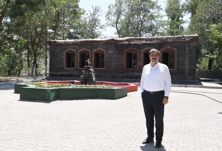 Muş Kültür Evi açılışa hazırlanıyor