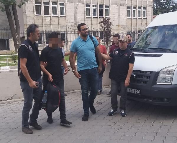 Samsun'da FETÖ'nün 'mahrem imamı' yakalandı
