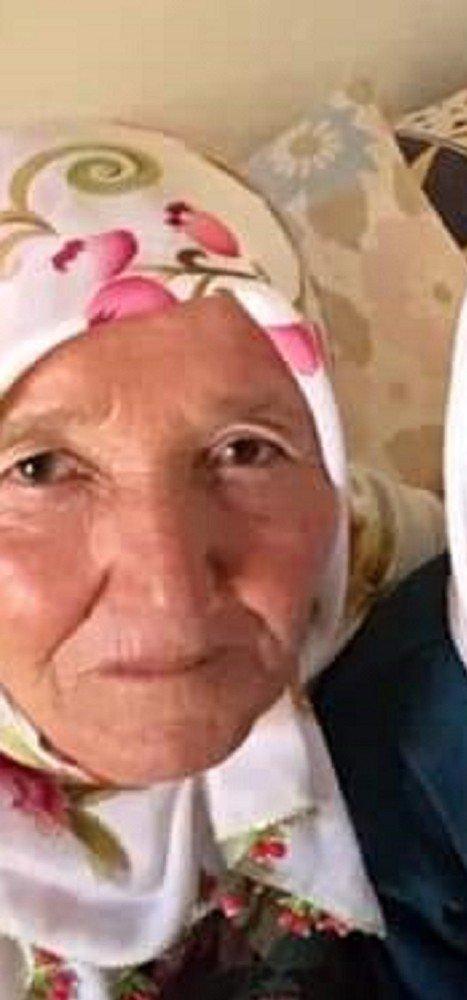 Kaybolan yaşlı kadın 19 saat sonra bulundu