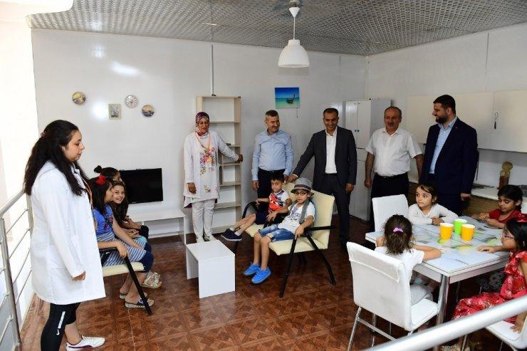 Deprem simülasyon merkezinde eğitimler başladı