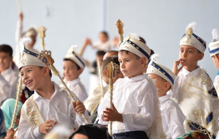 'Toplu Sünnet Şöleni'nden bu yıl 2 bin 19 çocuk yararlanacak