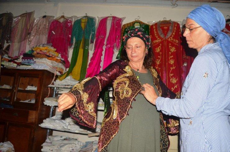 Aydın'da bindallı geleneği yaşatılıyor