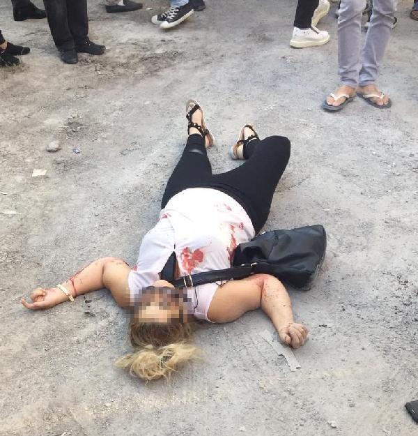 Ayrılmak isteyen sevgilisini tabancayla vurarak öldürdü