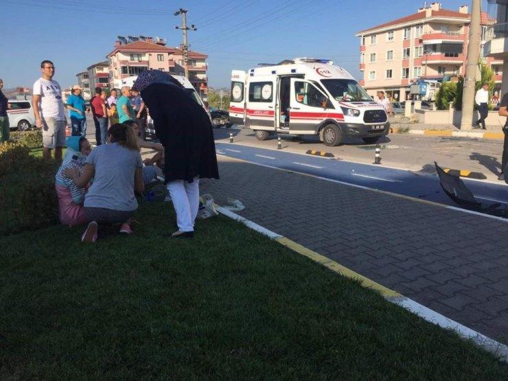 Otobüs kazasında ölen ve yaralananların kimliği belli oldu