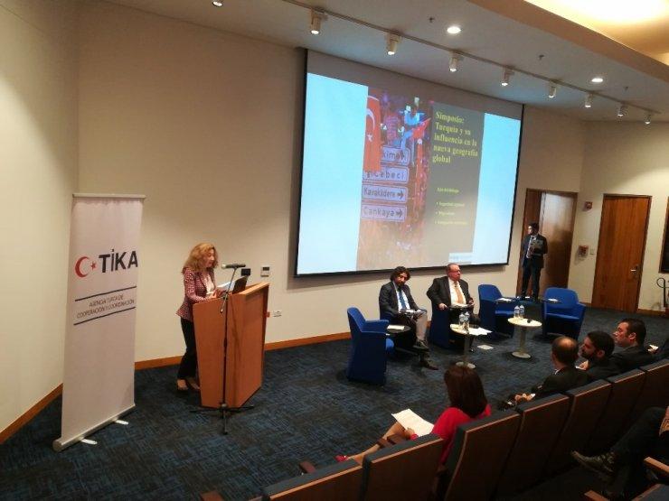 """Kolombiya'da """"Türkiye'nin Yeni Küresel Siyasete Etkisi"""" başlıklı konferans serisi düzenlendi"""