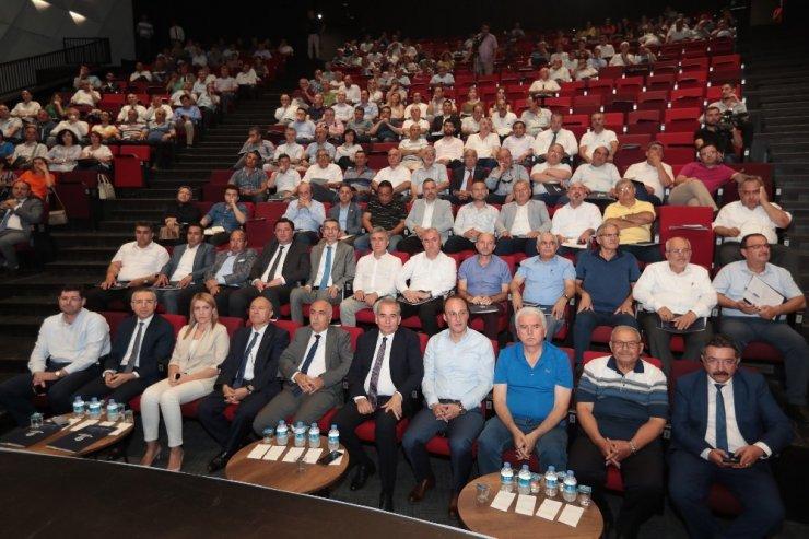 Denizli'nin 5 yıllık 'Stratejik Plan' toplantısı yapıldı