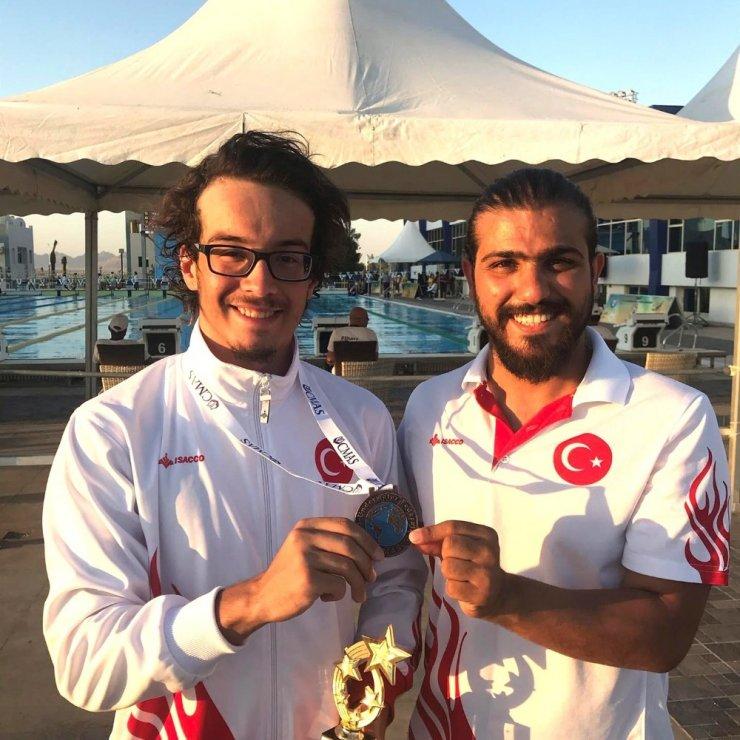 Dünya Şampiyonası'nda bronz madalya sevinci