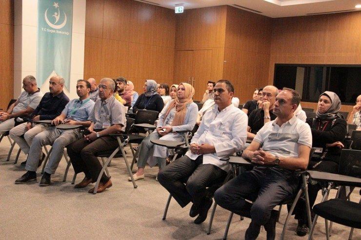 Elazığ'da tıbbi genetik tanıtım toplantısı