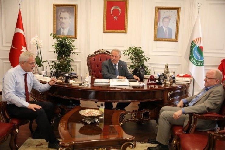 İlkadım Belediyesi ve Samsun Üniversitesi işbirliği