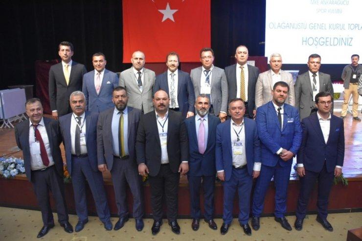 Trabzonlu genç iş adamı Ankaragücü yönetiminde