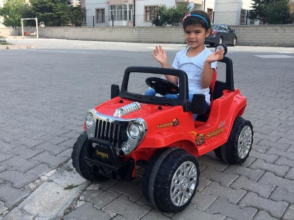 Konya'da  akülü araba çalıp tekrar geri bırakan 2 kişi yakalandı