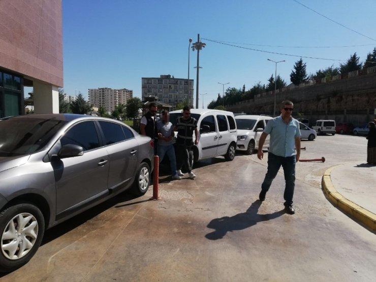 Mardin'de adı taciz iddiasına karışan şahıs gözaltına alındı