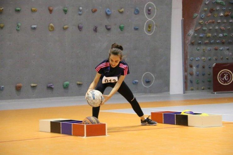 NEVÜ Beden Eğitimi ve Spor Bölümü (BES) seçmeleri başladı