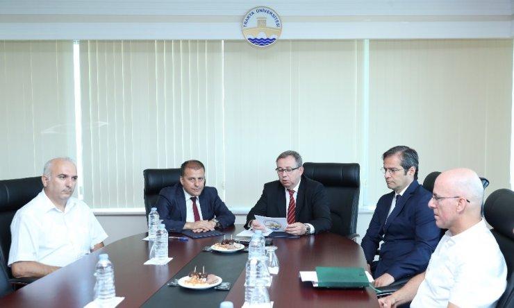 Trakya Üniversitesi ile KOSGEB Edirne İl Müdürlüğü, iş biriliği protokolüne imza attı
