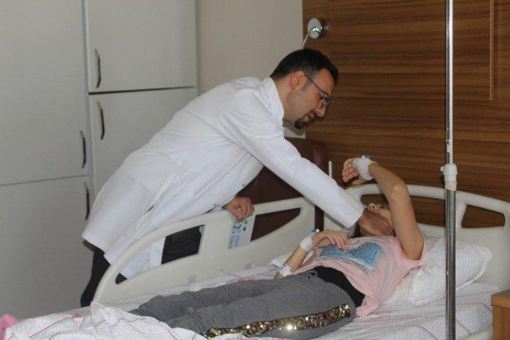 Çocuk Romatoloji Merkezi bölgedeki hasta çocuklara umut oldu