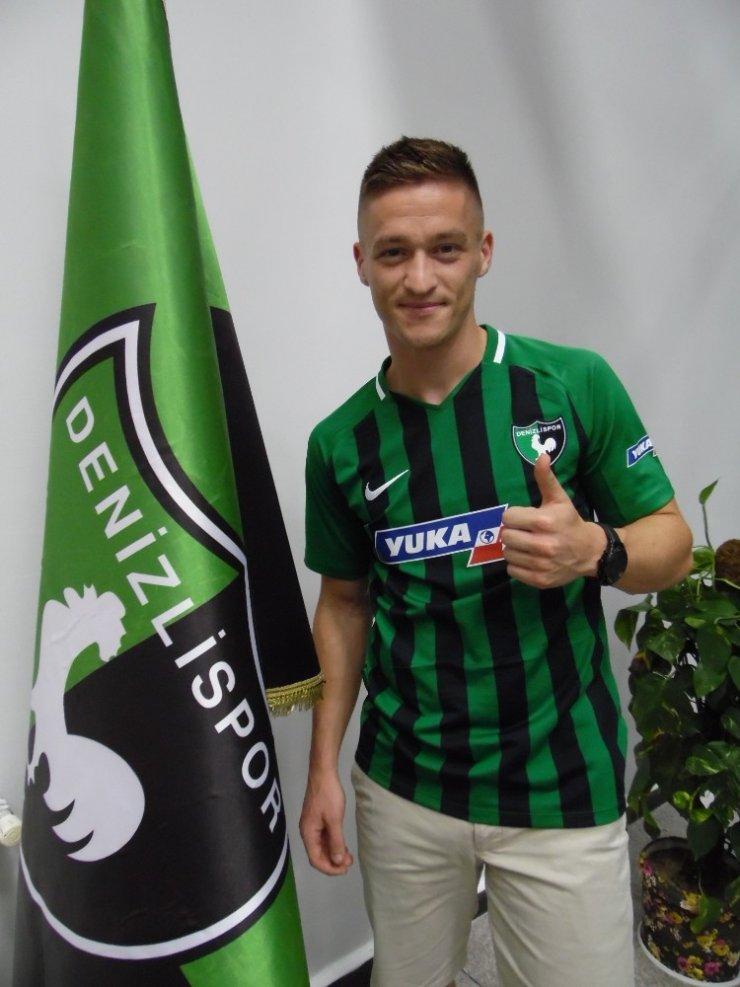 Denizlispor, Radoslaw Murawski ile 1+1 yıllık sözleşme imzaladı