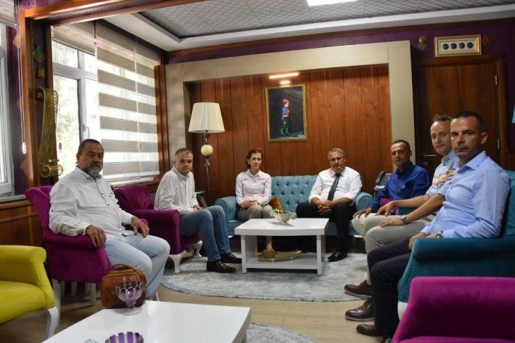 Başkan Çerçi'den Kızılay'ın kampanyasına destek