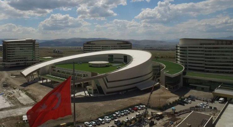 Erzurum'da Dev Şehir Hastanesi'nde sona doğru ile ilgili görsel sonucu
