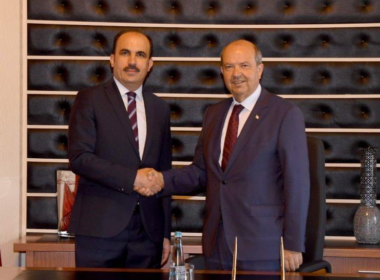 Konya ile Kuzey Kıbrıs arasındaki bağlar güçleniyor