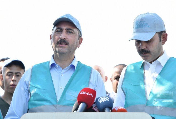 """Adalet Bakanı Gül: """"(İdam) Bu konu parlamentonun vereceği bir karardır"""""""