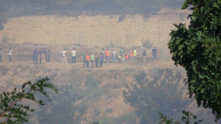 Çanakkale'deki yangın kontrol altına alındı