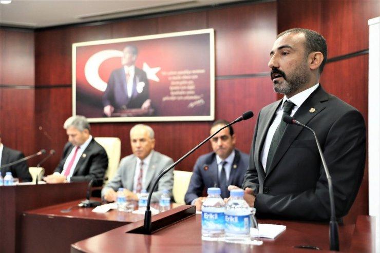 GTO'nun Ağustos ayı meclis toplantısı yapıldı