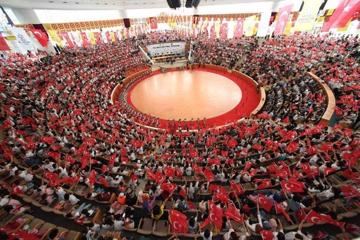 Büyükşehir Yaz Okullarından final