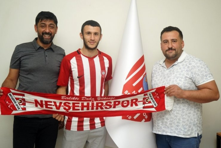 Kasımpaşalı Onur Ural, Nevşehir Belediyespor ile anlaştı