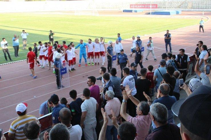 Ziraat Türkiye Kupası: Karaman Belediyespor: 1 - Bucak Belediye Oğuzhanspor: 0