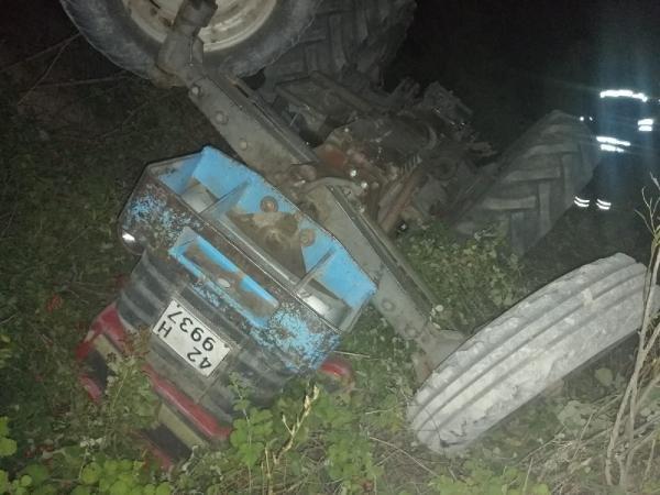 Konya'da devrilen traktörün altında kalan çiftçi öldü