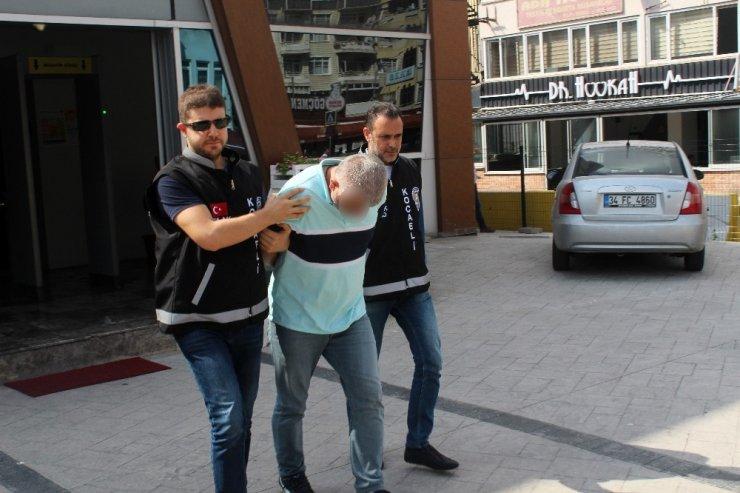 Fuhuş yaptıran masaj salonu derneği yöneticileri tutuklandı