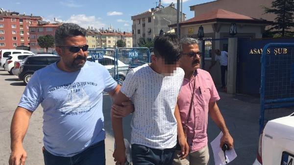 Konya'da 'yan bakma' nedeniyle kan döküldü! 17 yaşındaki arkadaşını göğsünden bıçakladı