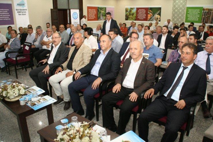 Devrek'te KOBİ'lerin Finans Erişimi Toplantısı