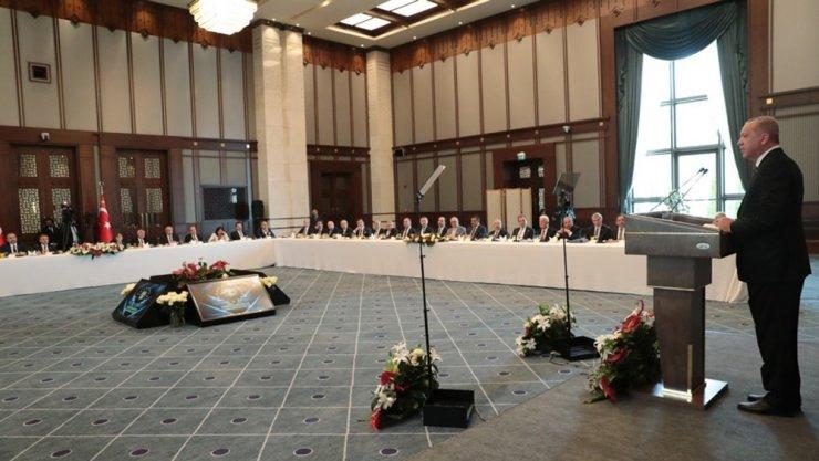 Başkan Gürün'den Ankara buluşması değerlendirmesi