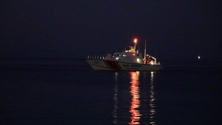 Çanakkale'de 75 düzensiz göçmen yakalandı