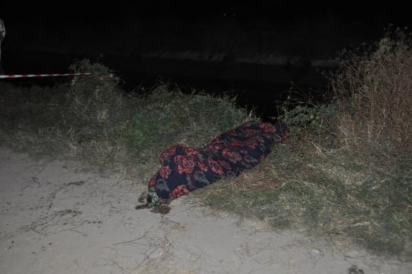 Konya'da sulama kanalına giren genç boğuldu!